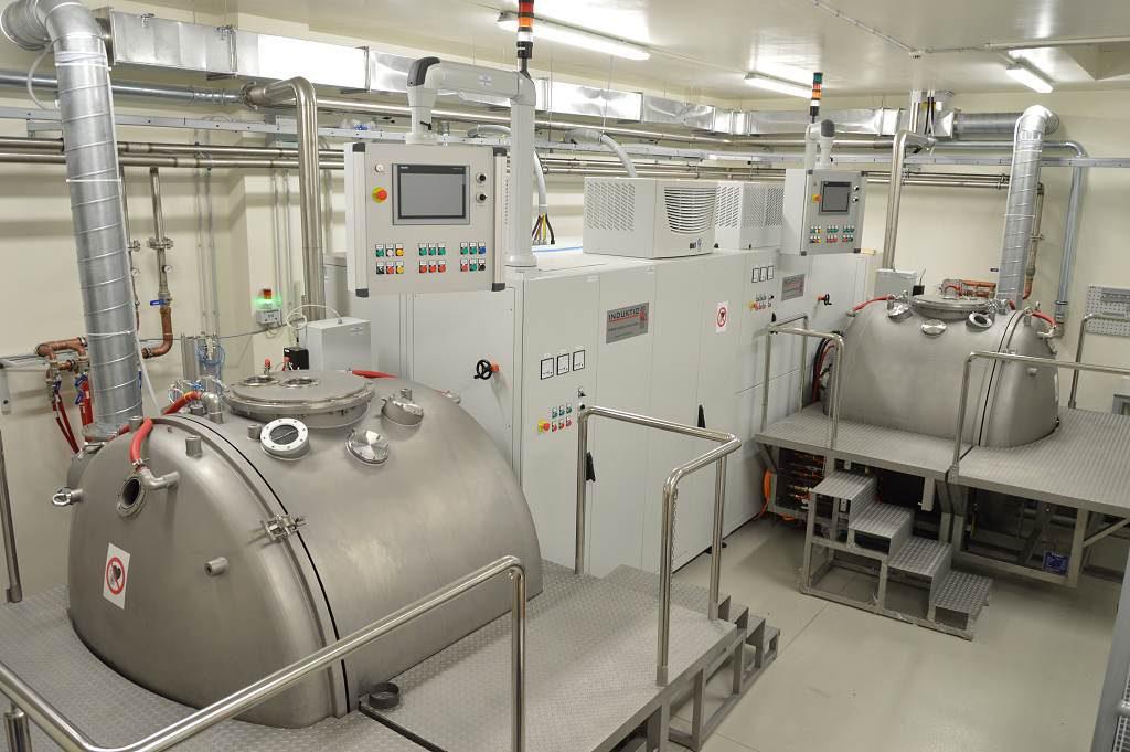 jaderná energie - V Řeži byla otevřena nová výzkumná infrastruktura v rámci projektu SUSEN - Věda a jádro (SUSEN Studeny kelimek 01 1024) 5