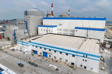 jaderná energie - Třetí blok JE Tchien-wan dosáhl první kritičnosti - Nové bloky ve světě (Tianwan unit 3 460 CNNC) 1