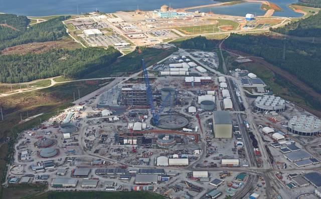 jaderná energie - Celá americká jaderná flotila by mohla zmizet během 38 let - Nové bloky ve světě (VC Summer Sept 13 2017 IMG 0339) 2