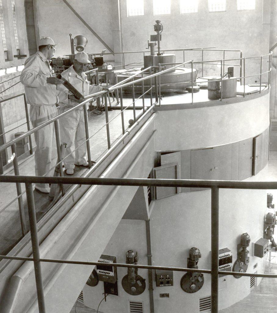 jaderná energie - Řež: 60 let od první jaderné reakce v ČSR - V Česku (VVR S 1957 01) 4