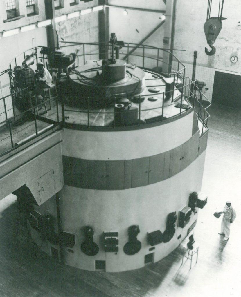 jaderná energie - Řež: 60 let od první jaderné reakce v ČSR - V Česku (VVR S 1957 03) 1