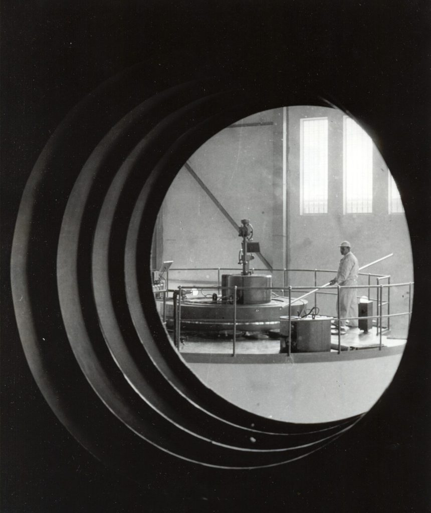 jaderná energie - Řež: 60 let od první jaderné reakce v ČSR - V Česku (VVR S 1957 04) 2