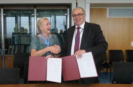 jaderná energie - Globální jaderné organizace posilují spolupráci - Ve světě (WNA IAEA September 2017 460 IAEA) 1