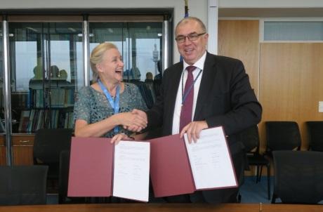 Globální jaderné organizace posilují spolupráci
