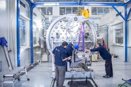 jaderná energie - Rozhlas: Plzeň má jedno z nejmodernějších výzkumných pracovišť pro energetiku ve střední Evropě - Věda a jádro (helcza 1 1024) 1