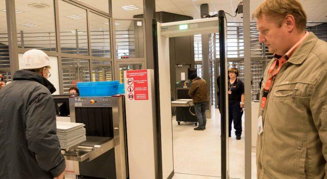 V Dukovanech začal ostrý provoz nových bezpečnostních rámů s přesnou lokalizací předmětu