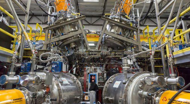 Společnost Google vstupuje do závodu o technologie pro jadernou fúzi