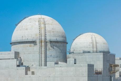 jaderná energie - Provozovatel první JE v SAE se zavázal k bezpečnosti, říká agentura MAAE - Nové bloky ve světě (Barakah 1 and 2 May 2017 460 Enec) 4