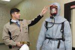 Bělojarská JE představila ochranný oblek s odolností až 1000 °C