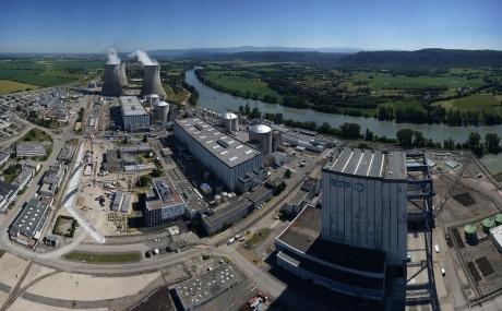 jaderná energie - Agentura MAAE potvrzuje závazek společnosti EDF ohledně bezpečnosti JE Bugey - Ve světě (Bugey plant 460 EDF) 3