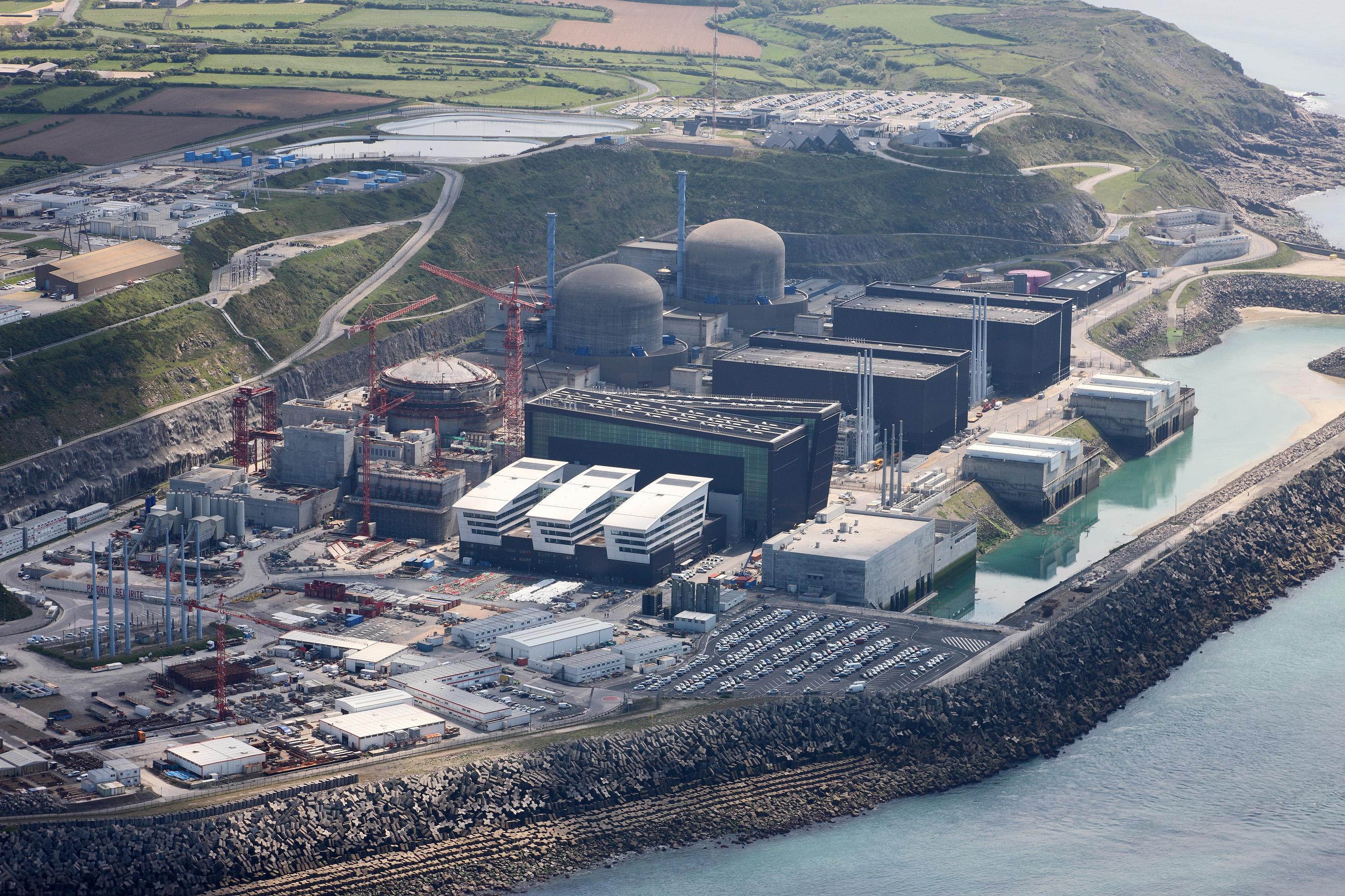 jaderná energie - Společnost EDF postupuje v předprovozních testech v JE Flamanville - Nové bloky ve světě (FLA220 079) 3