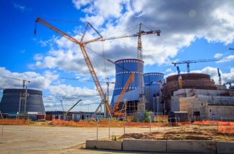 jaderná energie - Regulátor posuzuje připravenost nového bloku JE Leningrad - Nové bloky ve světě (Leningrad Phase II construction 460 Rosatom) 3