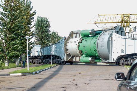 jaderná energie - Putin zdůraznil potenciál ruské flotily jaderných ledoborců - Ve světě (RITM 200 SG housing 460 Atomenergomash) 1