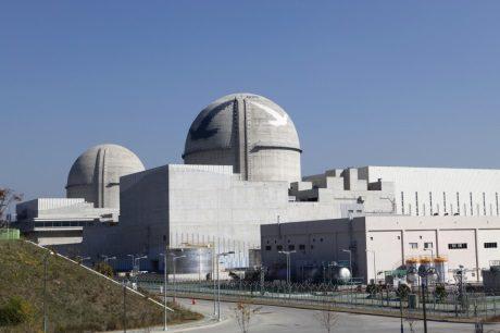 jaderná energie - Jihokorejský prezident přijal rozhodnutí veřejnosti - Nové bloky ve světě (Shin Kori units 3 and 4 460 KHNP) 1