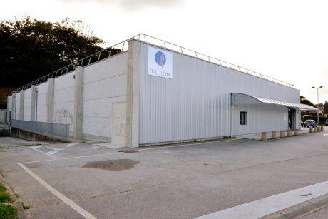 jaderná energie - Otevření největšího francouzského jaderného školicího střediska - Ve světě (Trihom training centre 460 Areva) 1