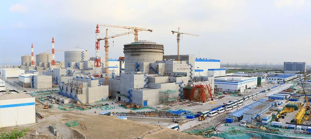 jaderná energie - Třetí blok čínské JE Tchien-wan dosáhl minimálního kontrolovaného výkonu - Nové bloky ve světě (bloky 1 4 1024) 1