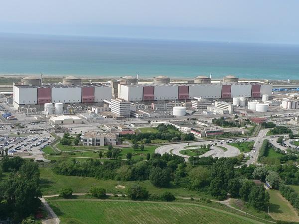 jaderná energie - Euro: Němci si připlatí za elektřinu. Může za to i výpadek francouzských reaktorů - Ve světě (centrale gravelines) 1