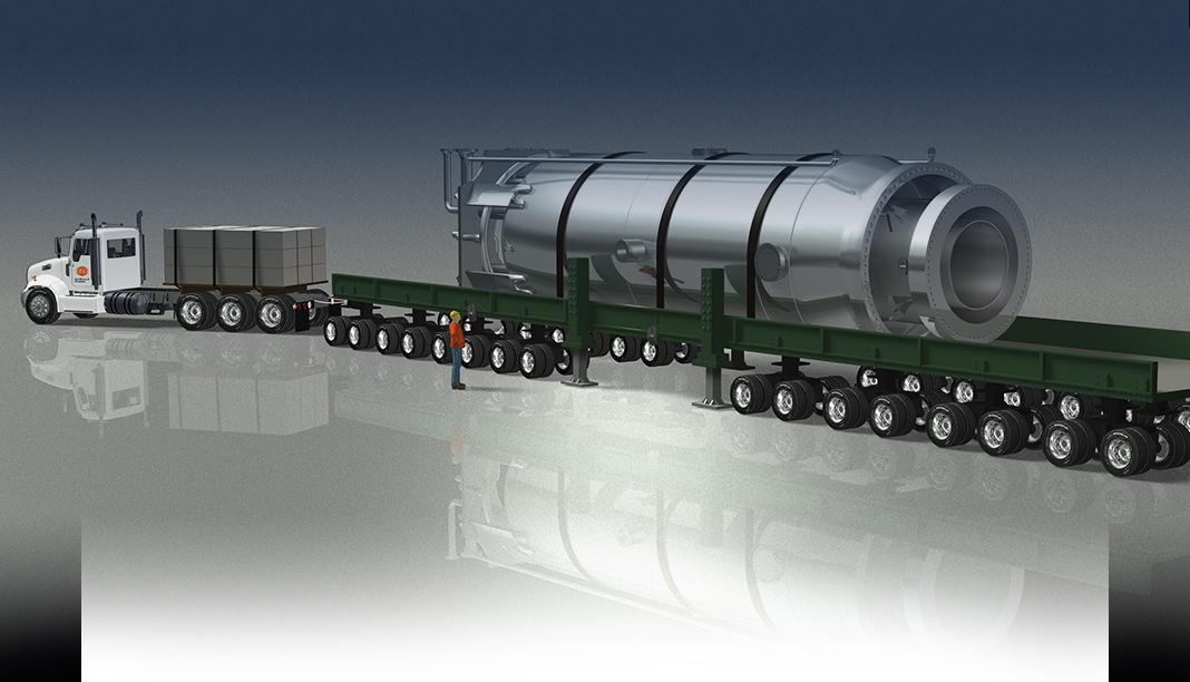 Podle laboratoří CNL je o malé modulární reaktory široký zájem