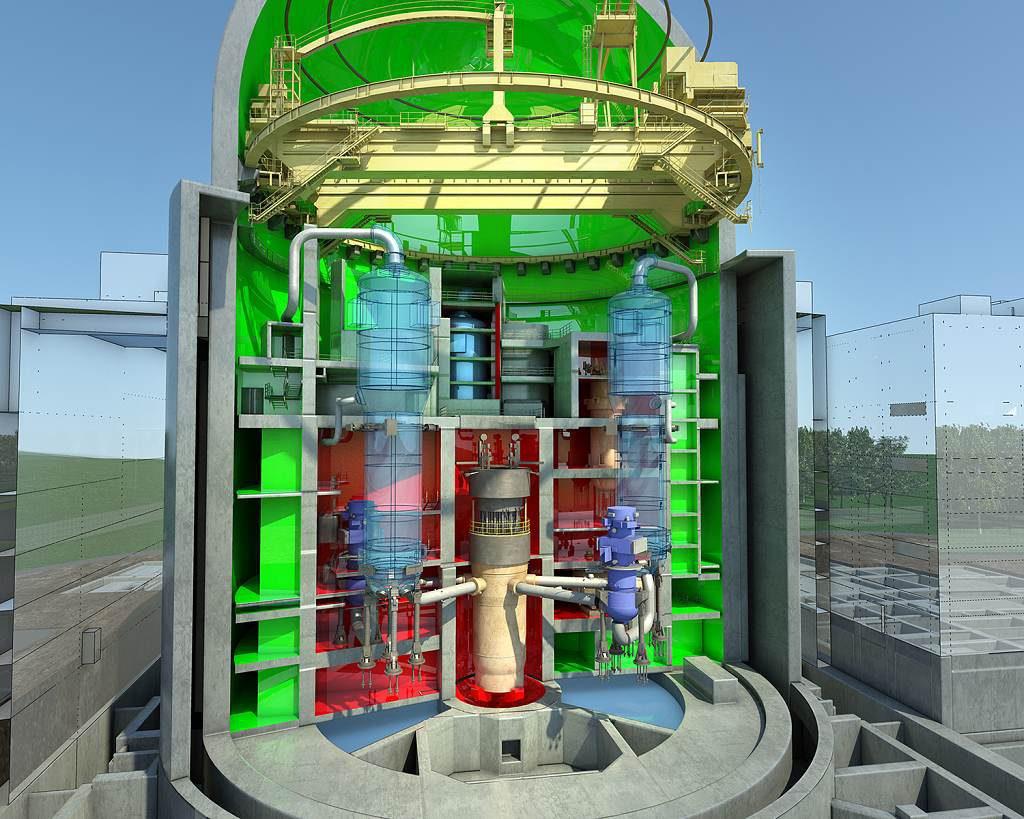 jaderná energie - Aktivní zóna: Společnost ATMEA přiveze do Třebíče model reaktoru - Nové bloky v ČR (2 rooms concept Full Frame 1024) 1