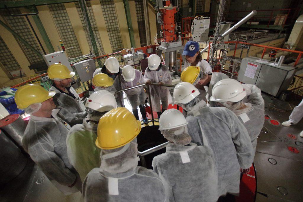 jaderná energie - Týden vědy a techniky AV ČR vyvrcholil v Řeži - Zprávy (DOD2017 LVR 15 03) 2