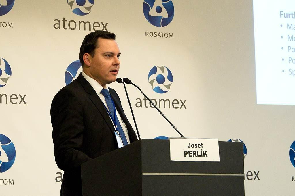 jaderná energie - České firmy na fóru Atomex – Evropa 2017 prezentovaly své možnosti při dodávkách do objektů Rostomu - V Česku (DSC 6750 1024) 1