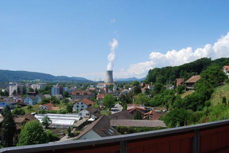 jaderná energie - Švýcarská jaderná elektrárna získala kontrolní systém Cruise od firmy AREVA NP - Ve světě (Goesgen) 1