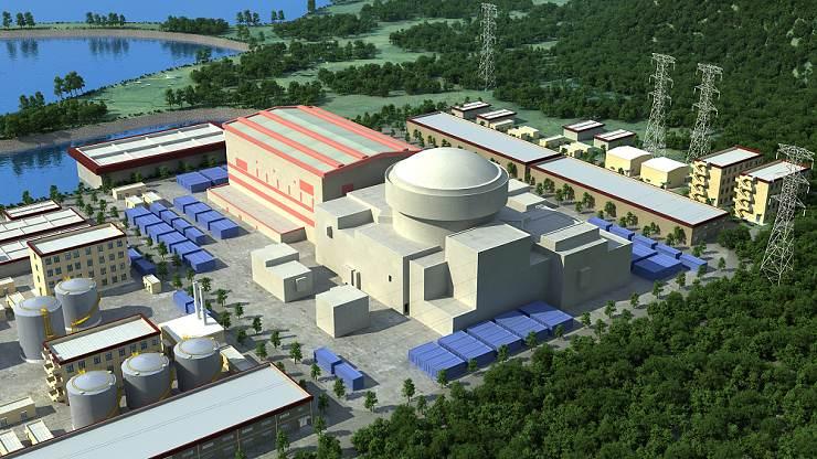 jaderná energie - CGN jako první společnost získala nejvyšší certifikát EUR verze E pro výstavbu jaderných bloků v Evropě - Nové bloky v ČR (HPR1000 by CGN 2 740) 1