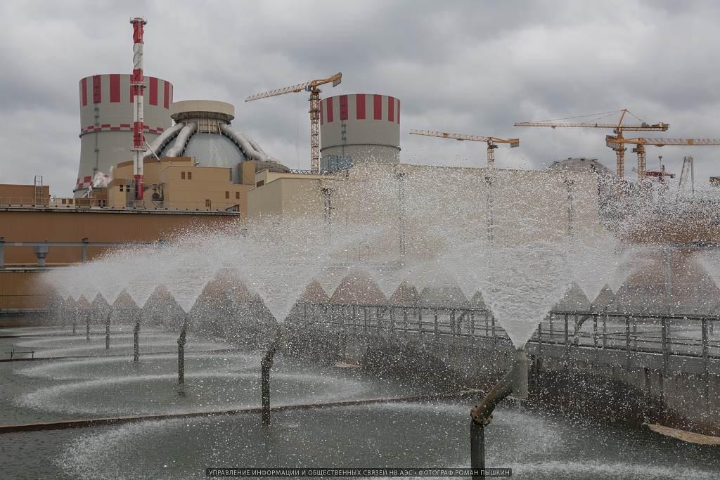 jaderná energie - Šestý blok Novovoroněžské JE získal ocenění Top Plant - Nové bloky ve světě (IMG 8912 1024) 2