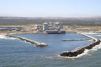 jaderná energie - Ministr energetiky Jihoafrické republiky: Žádná změna v jihoafrické energetické politice - Nové bloky ve světě (Koeberg.jpg) 1