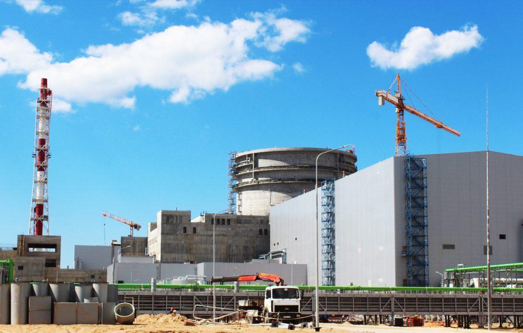 jaderná energie - Výstavba jaderných elektráren v Rusku - Zprávy (LAES 2) 1