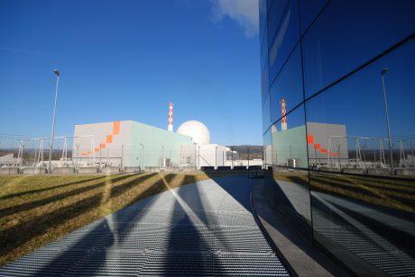 jaderná energie - Otázky zabezpečení kvality ovlivňují francouzské a švýcarské JE - Ve světě (Leibstadt KKL 460) 1