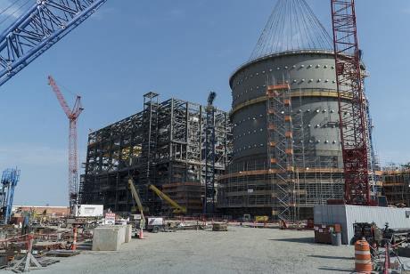 jaderná energie - Společnost SCE&G navrhuje zemní plyn a solární energii jako náhradu za JE Summer - Nové bloky ve světě (Summer 2 June 2017 2 460) 1