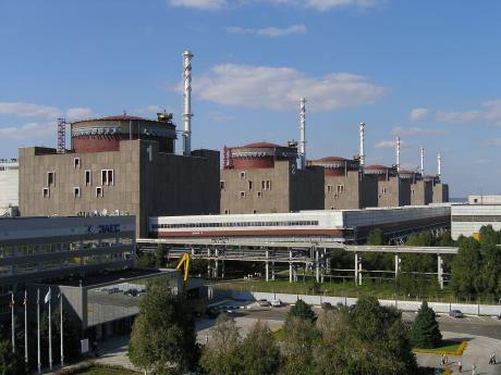 jaderná energie - Třetí blok JE Záporoží vstoupil do další provozní dekády - Ve světě (Zaporozhe units Energoatom 460) 1