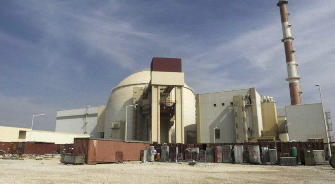 Výstavba jaderné elektrárny Búšehr II začala