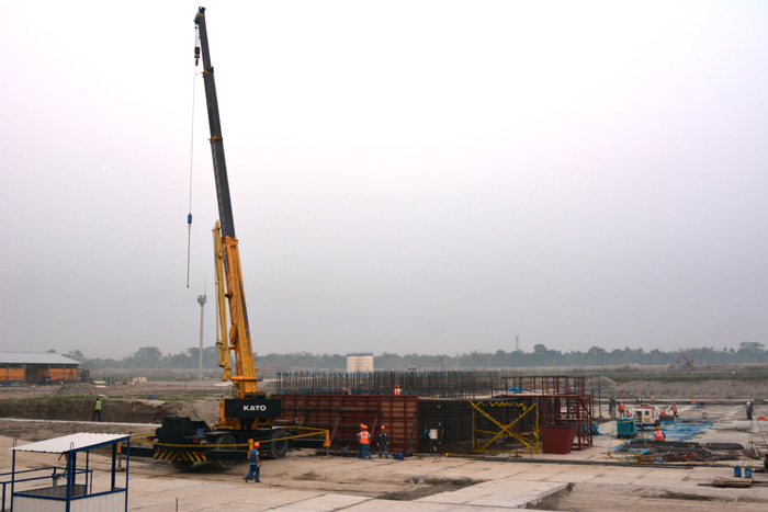 JE Rooppur v Bangladéši získala stavební povolení