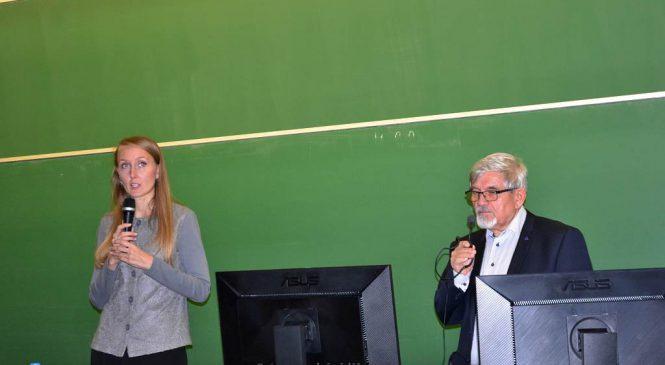 Představitelka MIFI seznámila české studenty s evolucí a novými trendy vývoje reaktorů VVER
