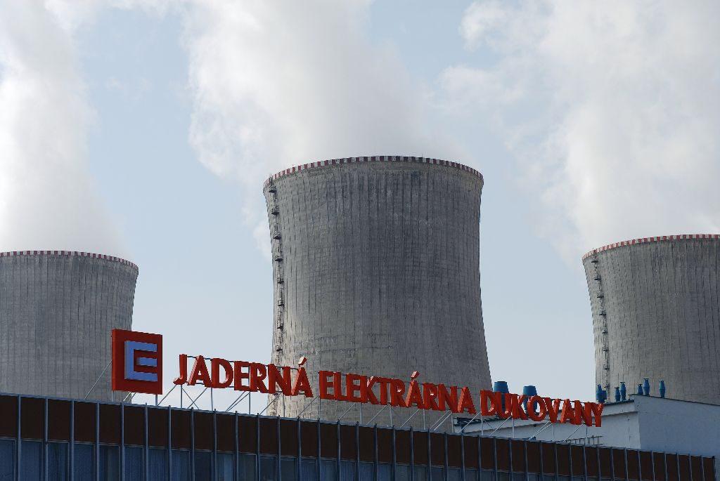jaderná energie - ČEZ se daří lákat nové zaměstnance, společnost již překonala loňský náborový rekord - V Česku (08 dukovany) 1