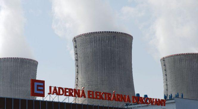 Jihlavské listy: Dukovany dokončily opravy v 2. bloku, odstávka skončí v neděli