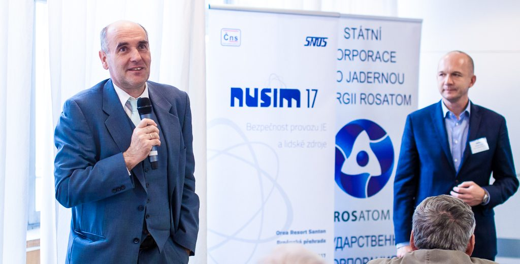 jaderná energie - NUSIM 2017: Bezpečnost provozu jaderných elektráren jako klíčová vlastnost pro další vývoj - V Česku (509 2239) 2