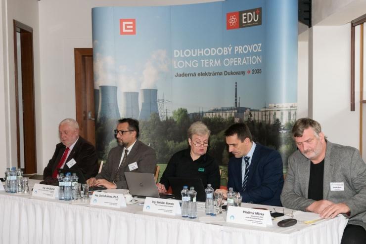 jaderná energie - Pokud nová vláda urychleně nerozhodne o finančním modelu, termíny nových bloků se posunou - Nové bloky v ČR (584normal 740) 1