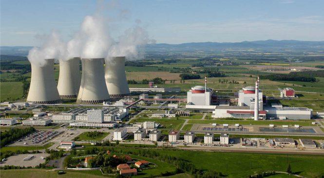 Temelín vyvezl palivo z reaktoru 1. bloku a spustil investice