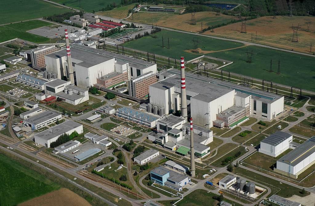 jaderná energie - ČEZ získal povolení k dlouhodobému provozu Dukovan - V Česku (DSC0058 a 1024) 1