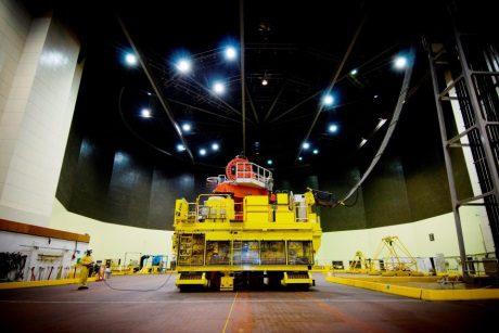 jaderná energie - Z JE Wylfa byla odstraněna již polovina paliva - Ve světě (Defueling at Wylfa 460 NDA) 1