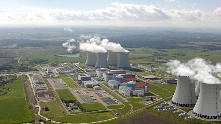 jaderná energie - Nové bloky jsou v návrhu programového prohlášení vlády - Nové bloky v ČR (ETE II CEZ 1) 1