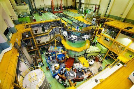jaderná energie - Korejský výzkumný reaktor obnovil provoz - Ve světě (Hanaro research reactor 460 Kaeri) 1