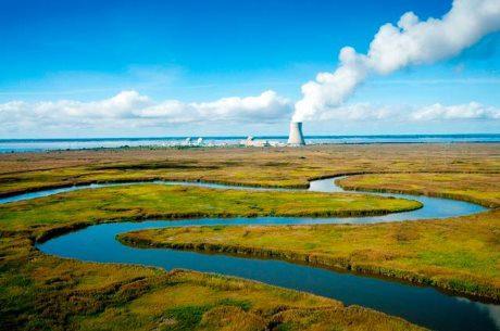 jaderná energie - Výbory z New Jersey schválily návrh zákona podporujícího jadernou energii - Ve světě (PSEG nuclear complex @PSEGNews 460) 1