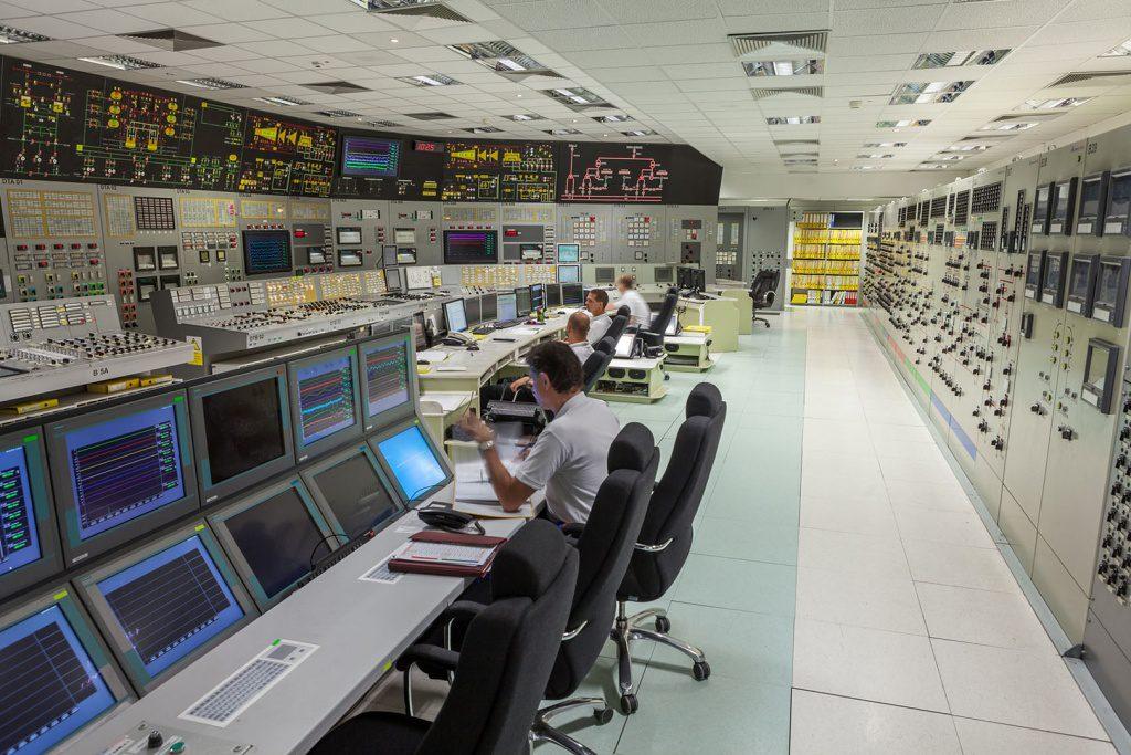 jaderná energie - Pravda: Bohunice zachránil razantný nárast platov - Ve světě (control room3 1024) 1