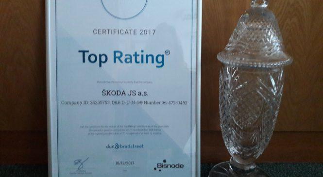Plzeňská Škoda JS trvale posiluje export, tvoří už dvě třetiny