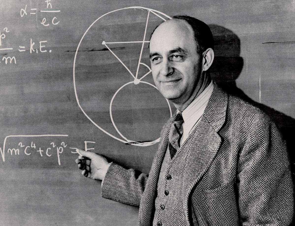 Před 75 lety provedl Fermi první jadernou řetězovou reakci