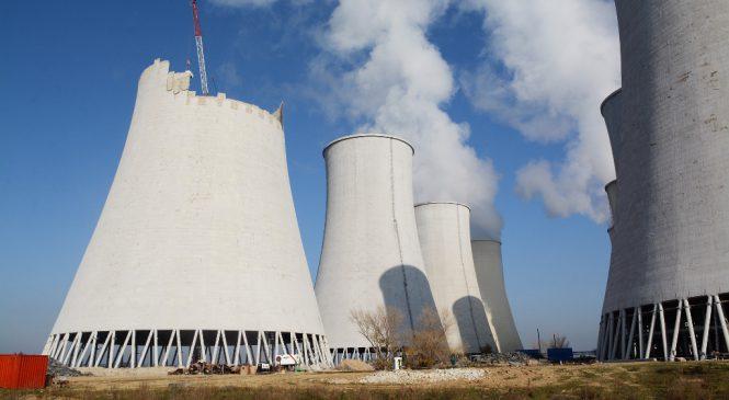 Energia.sk: Jaslovské Bohunice: Panoráma s ôsmimi vežami elektrárne sa viditeľne zmenila
